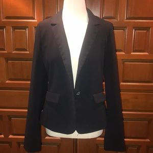 🌹 Frenchi | Black Blazer | Medium
